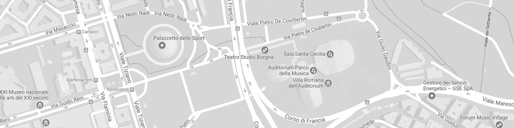 Mappa auditorium
